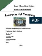 Las Rocas Del Paraguay