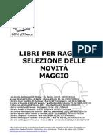 Selezione Maggio 2013