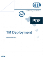 TM Deployment Guide