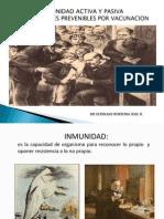 Inmunidad Activa y Pasiva y Epv
