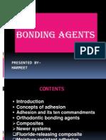 Bonding Agents