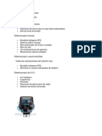 Aperturas de Oftalmoscopio