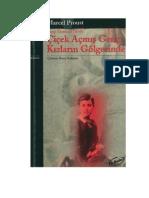 Marcel Proust � �i�ek A�m�� Gen� K�zlar�n G�lgesinde.pdf