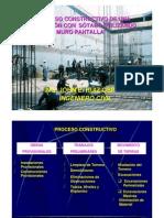 Proceso Cons Edif Muro Pant