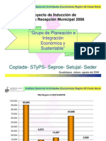 Análisis Sectorial Actividades Económicas Región_09 Costa Norte
