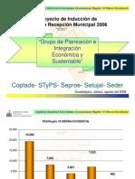 Análisis Sectorial Actividades Económicas Región_10 Sierra Occidental