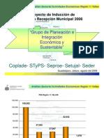 Análisis Sectorial Actividades Económicas Región_11 Valles