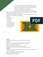 O Futsal é um jogo desportivo colectivo