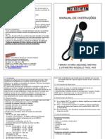 Manual THDL 400