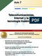 Capitulo 03 Telecomunicaciones e Internet