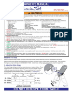 F5000 Manual