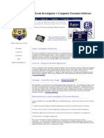 Old Webpage