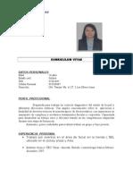 Curriculum Luz Giralgo