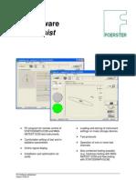 PC Software EddyAssist E