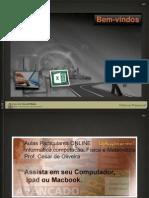 aulas particulares de informática via internet com o prof cesar