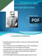 Monteiro Lobato e o Seu Empreendedorismo (1)