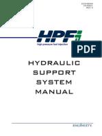 HPFi Hydraulic Support System 0700