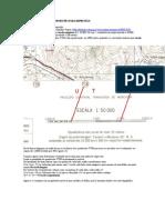 Leitura de mapa e proporção para impressão