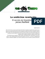 Redfield, James - La Undecima Revelacion