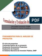Estructura de Proyecto de Inversion