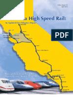 California High Speed Rail Report