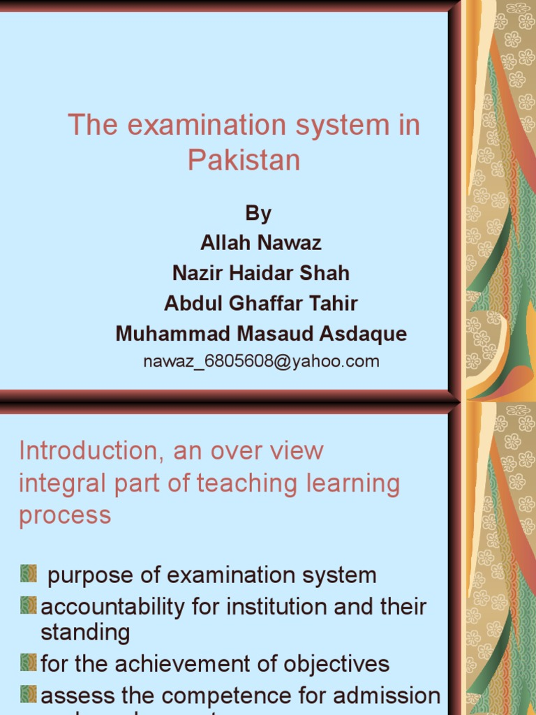 the examination system in standardized tests test  the examination system in standardized tests test assessment