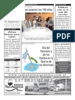 El Argentino N# 2672 28-3-13