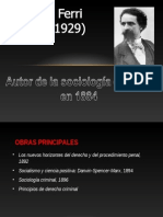Sociologia Criminal Enrico Ferri