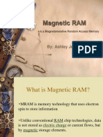 Magnetic RAM (Ashley Jefferson)