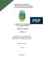 CFAQ II ArteMarinheiro
