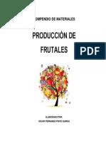 COMPENDIO FRUTALES 2013