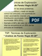 TSP-T.E-  PARETO