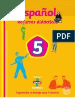 español intregral 5
