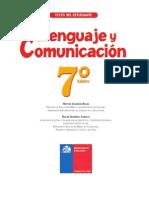 Lenguaje y Comunicación - 7 Básico (2)