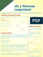 Guía 1 - Ángulo y Sistema Sexagesimal