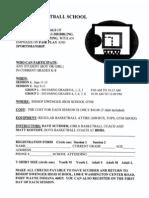Dwenger Basketball Camp
