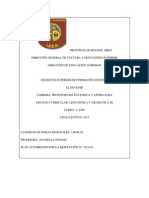 Plan Anual L y G III 2013