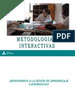 6.- Aprendizaje Cooperativo en El Colegio Montserrat