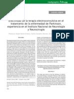 TEC Parkinson