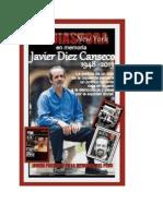 JAVIER DIEZ CANSECO Una ausencia significativa en la politica peruana 1948 - 2013