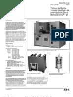 Interruptores en Vacio VCP