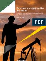 Oilandgas Risk Opportunity