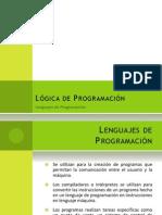 Lógica de Programación 1