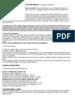 evangelio de Marcos - AUTOR - EJES - TEOLOGIA II .doc