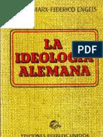 Marx- La ideologia alemana.pdf