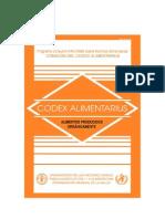 Alimentos Organicos Codex