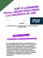 Caracterizacion de La Espasmofemia Funcional Dedicando Especial Atencion a Las Caracteristicas De