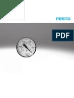 Festo Vacuometro Ficha Tecnica 380649