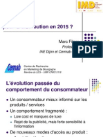 02 MARC FILSER Quels Clients Pour La Distribution en 2015