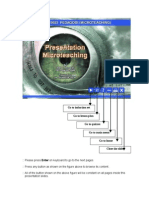 Slide Microteaching - Multimedia Elements (Animation)